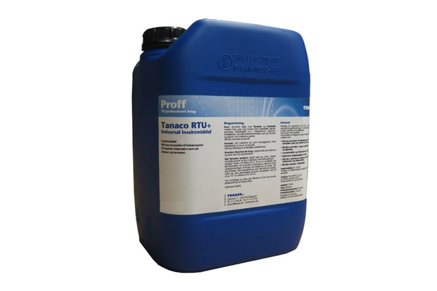 Insektgift spray indendørs